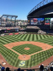 Safeco Field Here In Seattle Now T-Mobile/A New Experience!