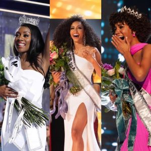 Miss America-Miss USA-Miss Teen USA All African American Females!! Absolutely Unbelievable!