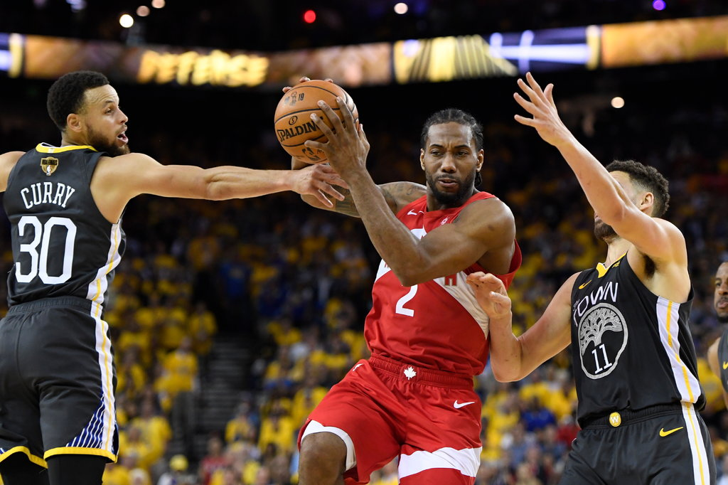 """""""Music Inner City: Off The Court"""" Podcast/Topics Include Warriors vs. Raptors"""