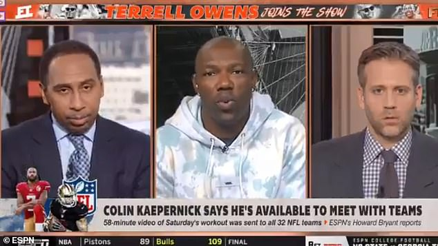 """""""Sports Inner City: After The Game""""/Topic Includes ESPN Host Stephen A. Smith Treatment Of QB Colin Kaepernick"""